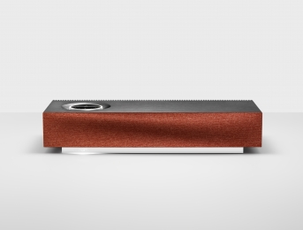 Naim muso front Terracotta
